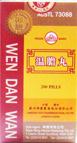 Вэньдань вань / Wendan wan / 温胆汤